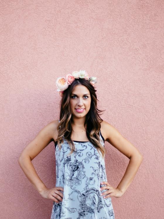 Courtney Ferda, 114west, Mum's Flowers, Jeremiah & Rachel Photography, Montana Style Blogger