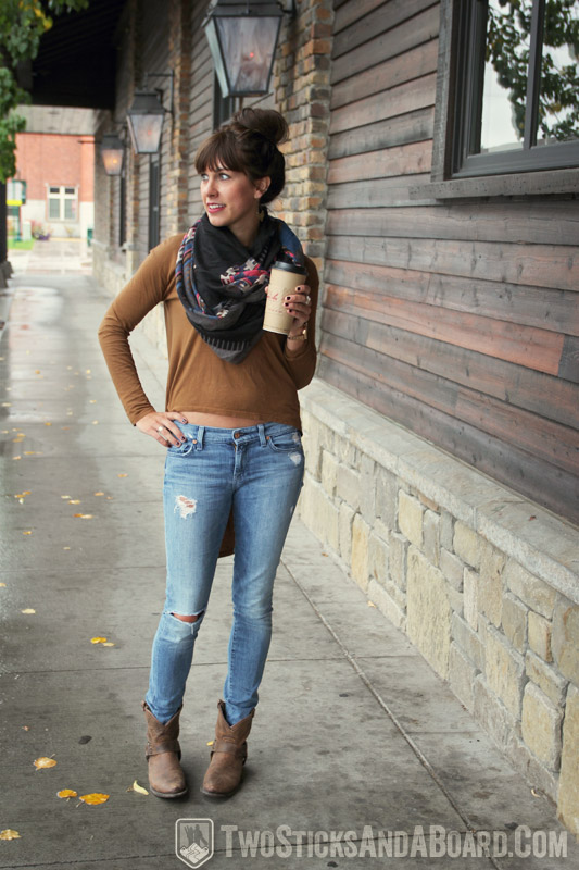 Courtney Ferda, 114west, Montana Style Blogger, Two Sticks and a Board, Pacsun