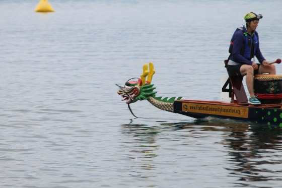 Courtney Ferda, 114west, Montana Style Blogger, Dragon Boat Race